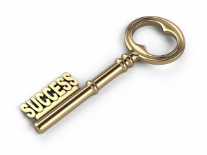 bigstock-Key-to-success-24060560